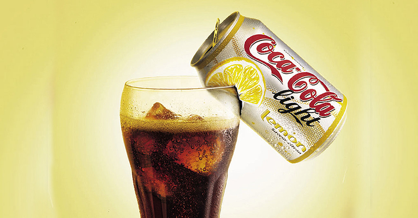 Coca Cola Lemon pakistan