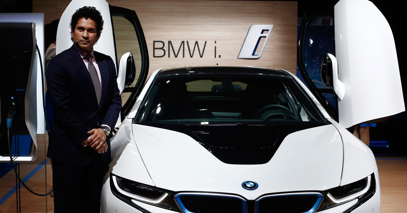 Indian AutoExpo 2014 Bollywood Celebs and Concept Cars1