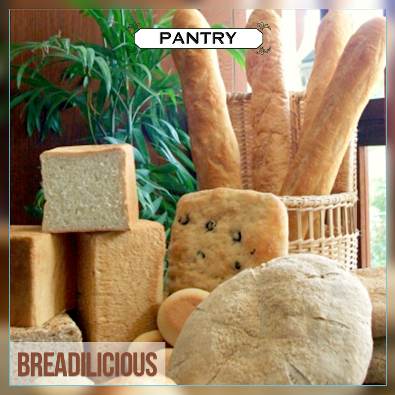 the pantry bread