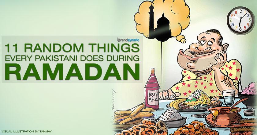 11 things ramadan