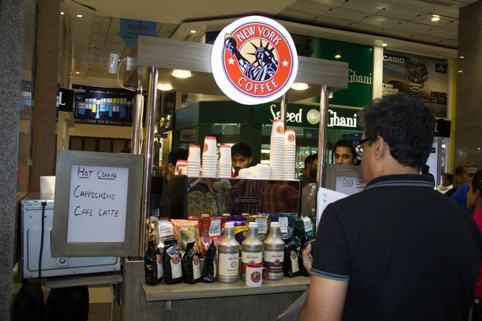 New York Cafe Karachi Zamzama