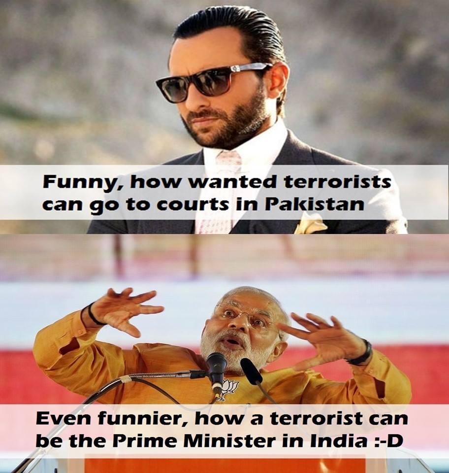 Saif Ali Khan meme