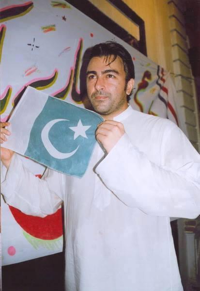 Zill E Shah Shaan Shahid: Pakistan...