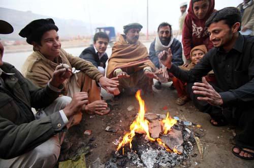 winters in pakistan