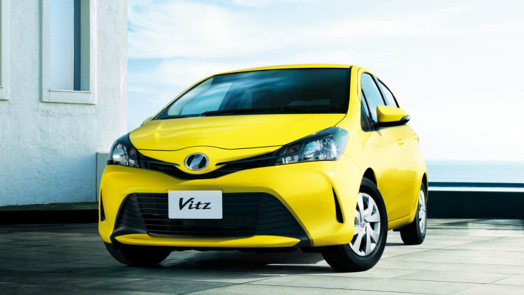 Toyota Vitz 2017 Facelift Launched Features Specs Price More