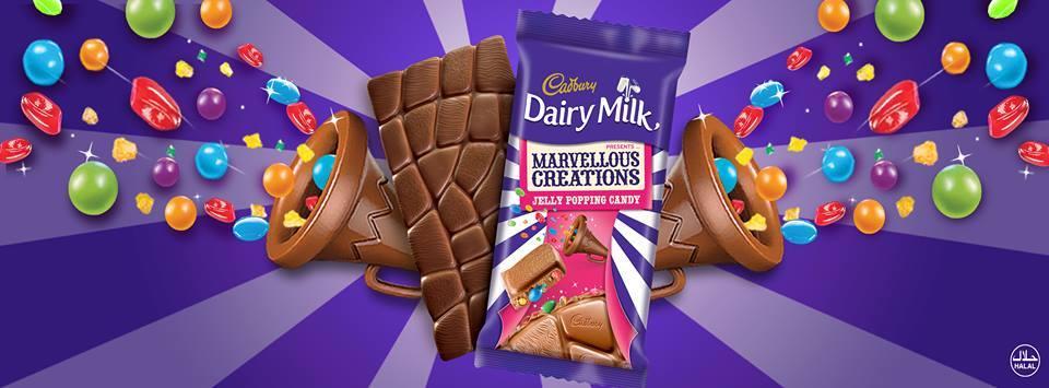 Cadbury Marvelous