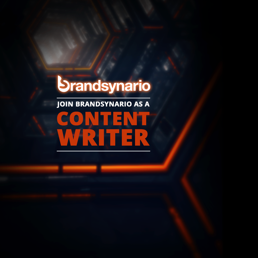 Job Opportunities at Brandsynario