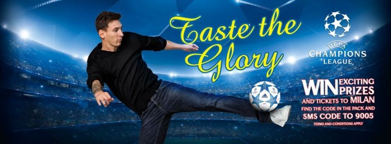 Lays Messi Promotion