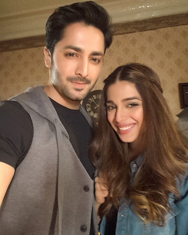Danish Taimoor & Sonya Hussain in upcoming pakistani movie