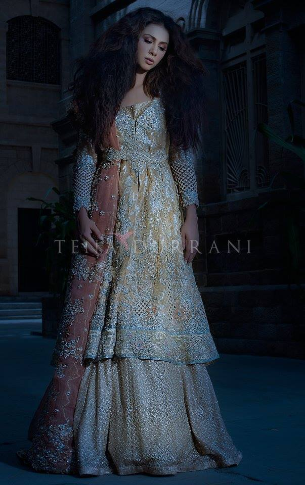 793c5e21ad Her collections have been showcased at Bridal Couture Week and are  available on order. She too uses a lot of neutral tones in her outfits.