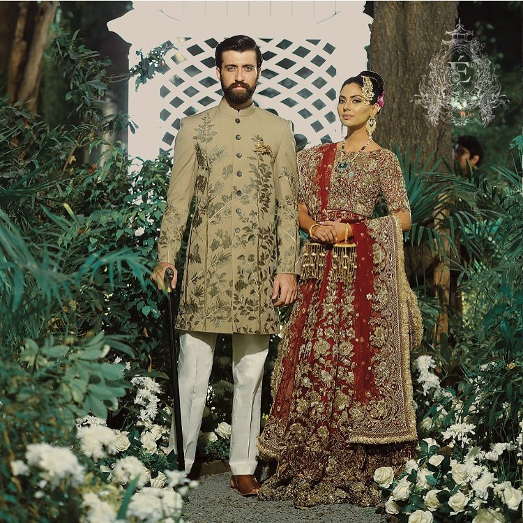 Best Pakistani Bridal Wear Designers For 2016 Brandsynario