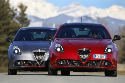 The new Alfa Romeo Giulietta
