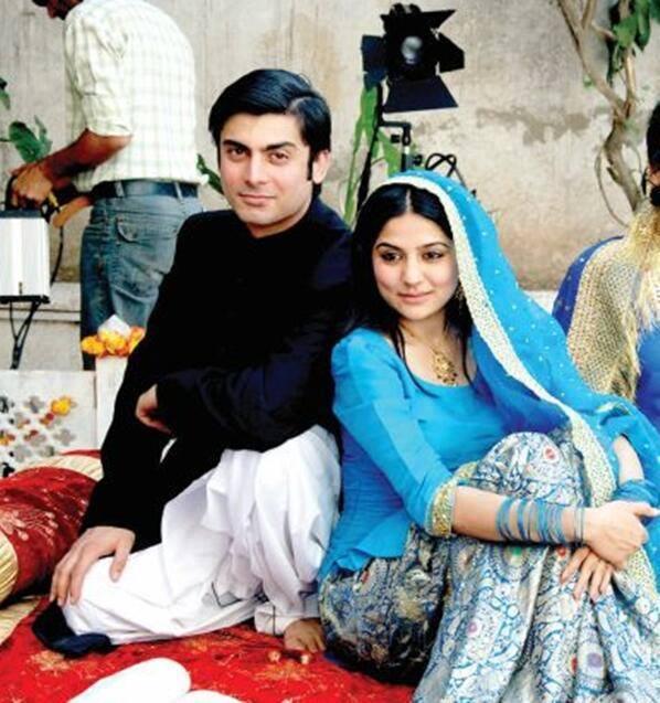 fawad and sanam baloch