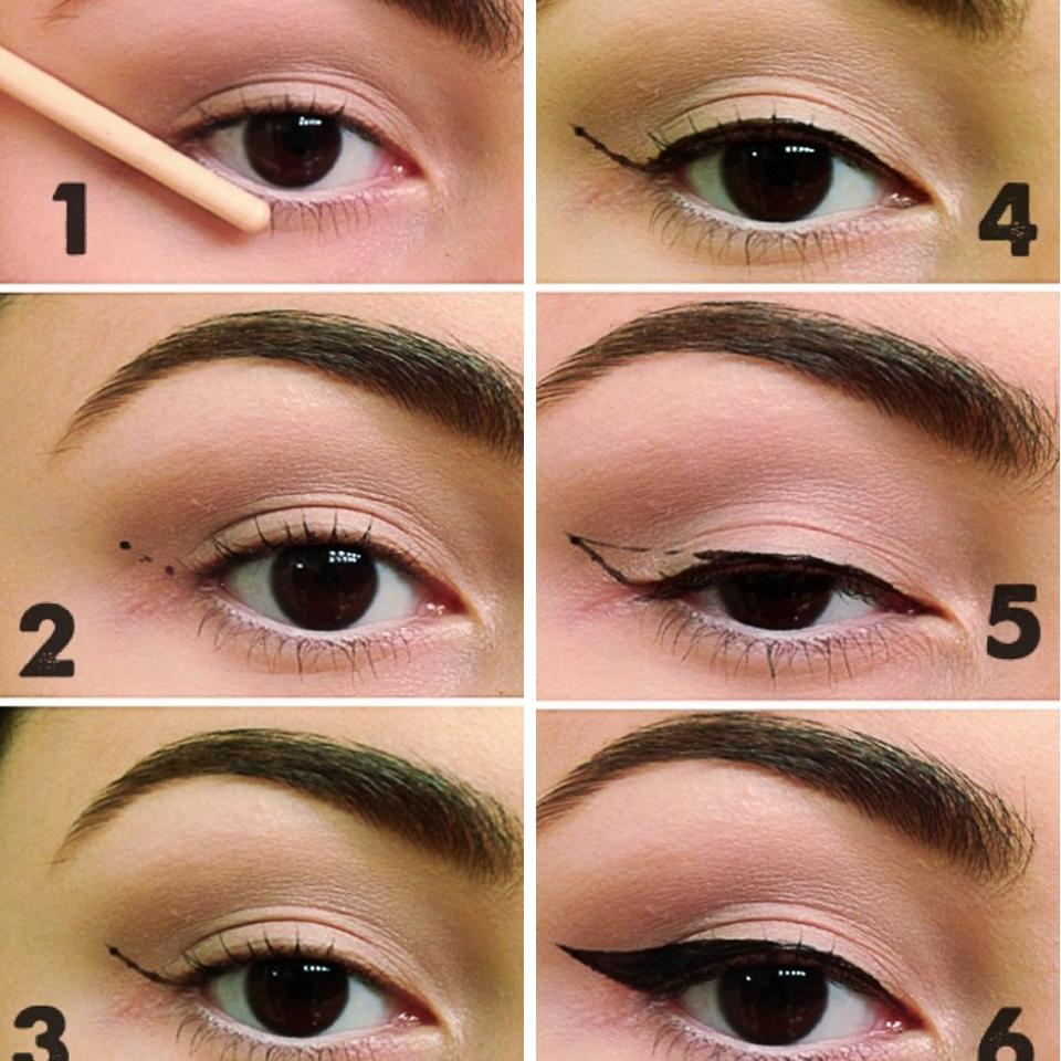 5 Eyeliner Hacks Every Woman Must Know - Brandsynario