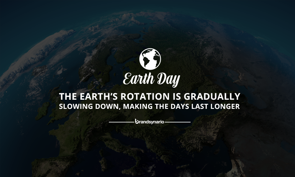 Earth Day facts