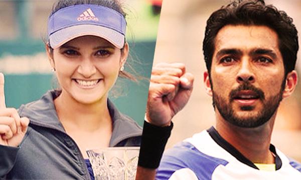Sania Mirza beats Aisam ul Haq