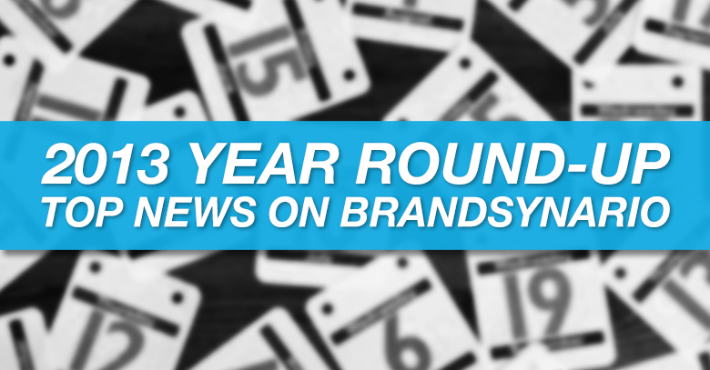 2013 Year Round Up: Most Viewed Topics on Brandsynario