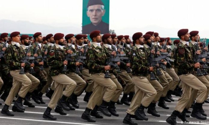 Pak army defence day
