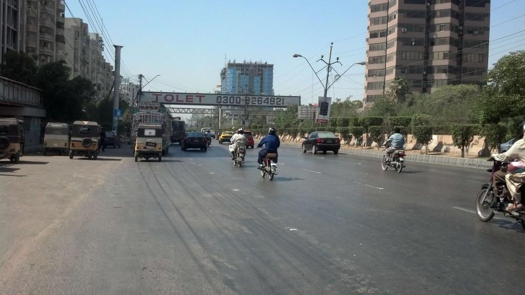OOH Sites in Karachi