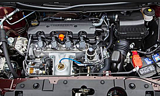 2016 Honda Civic Sedan Engine Choices Si Specs