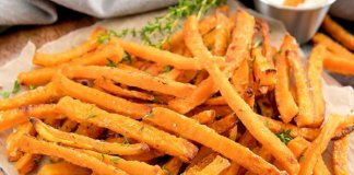 5 Healthy Alternatives to French Fries