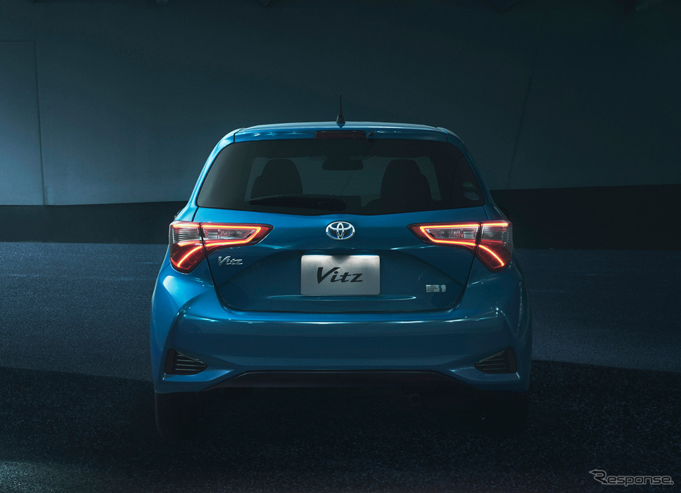 Toyota Vitz 2017 Facelift Launched Features Specs Price