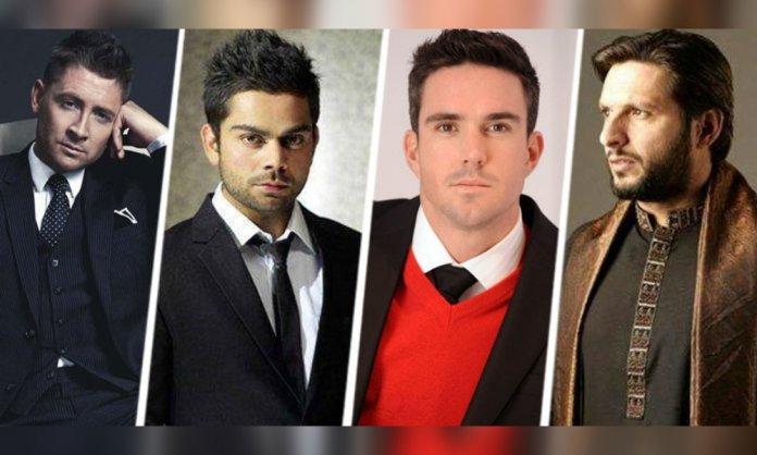 handsome cricketers