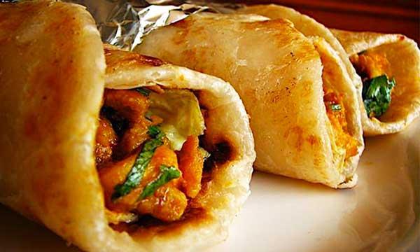 kebab rolls