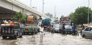 Rain-Emergency-in-Karachi