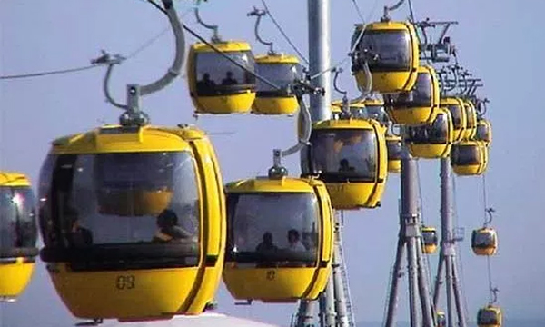lahore ropeway transport system