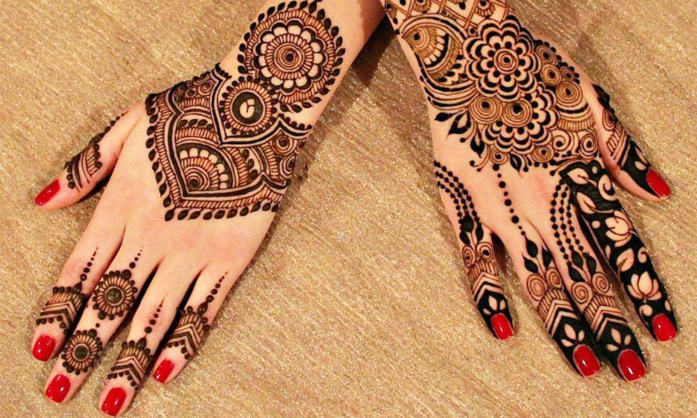 15 Mehndi Designs To Rock This Eid Ul Azha 2019 Brandsynario
