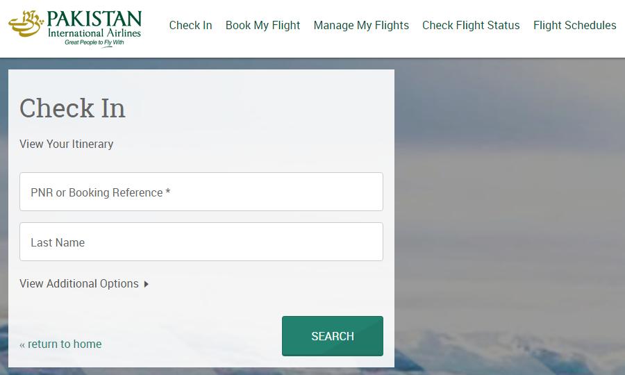 How to Check-In on Board via PIA Application - Brandsynario