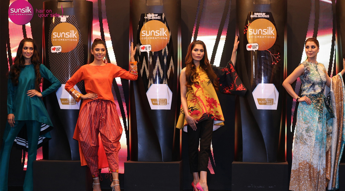 Pakistan Sunsilk Fashion Week (PSFW) 2017: An Incredible