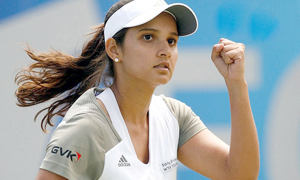 Sania Mirza Gets Bashed For Her Independence Day Wish to ...