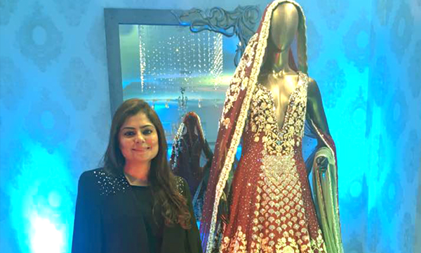 ac8c3bbe9b Zainab Chottani and Swarovski announced a breakthrough collaboration to  create a dazzling Haute Couture collection; Petillanté, a suite of five  looks ...
