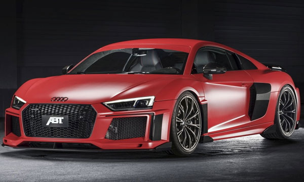 Pakistani Company Modified The Audi R8 Made It Even More Awesome