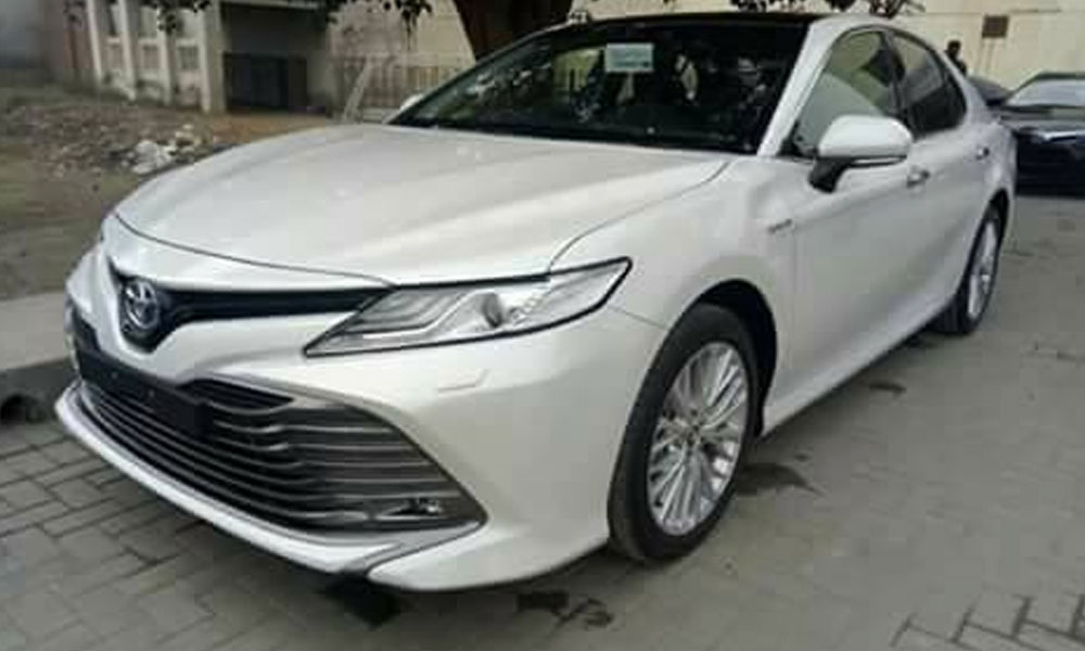 Known To Be One Of The Best Ing Sedans In World Toyota Camry 2018 Is Here With A Bang Automotive Has Successfully