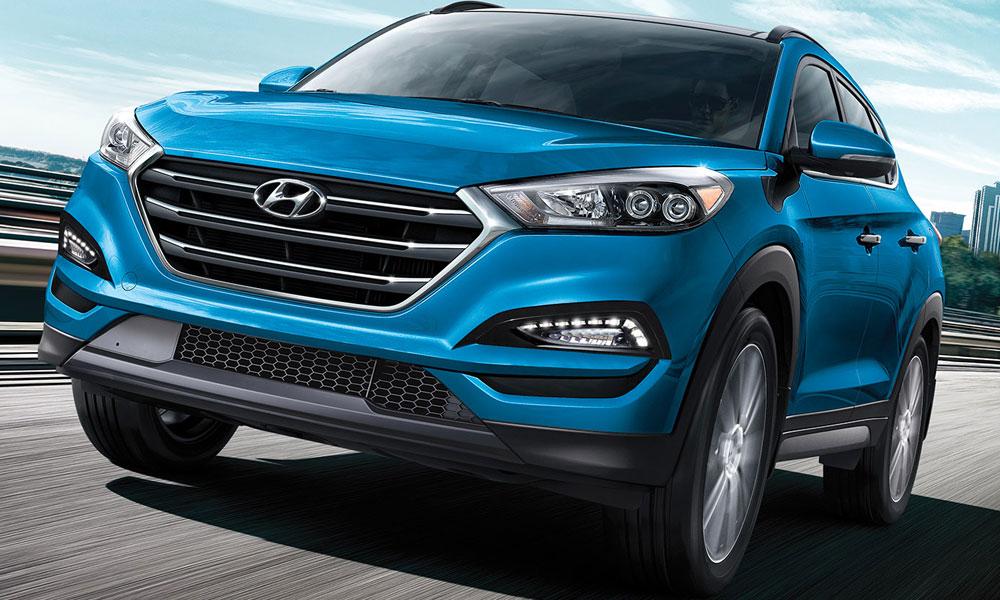 Hyundai Launches Tucson 2018 & 2 More Cars in Pakistan
