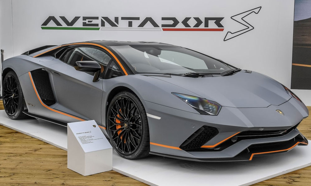 Pakistan To Get Its First Lamborghini Aventador S Brandsynario