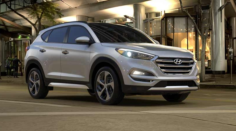 Hyundai-Nishat to Launch the Tucson SUV in Pakistan