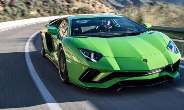 Pakistan To Get Its First Lamborghini Aventador S Brandsynario