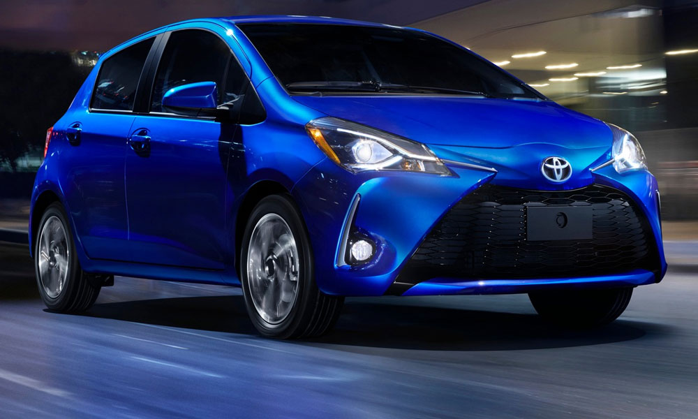 Toyota Yaris Sedan 2018 Expected To Launch At Auto Expo