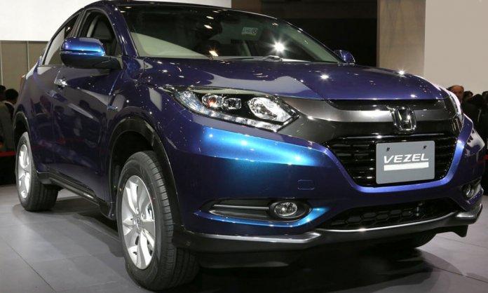 Honda Vezel Sport