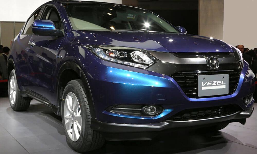 Honda Vezel Sport Speculated Specifications Launch Date Brandsynario