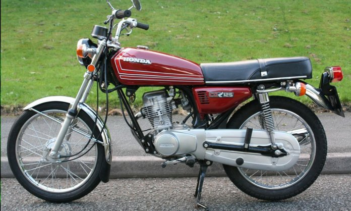 A Custom Garage Gave a Honda CG 125cc an Impressive ...