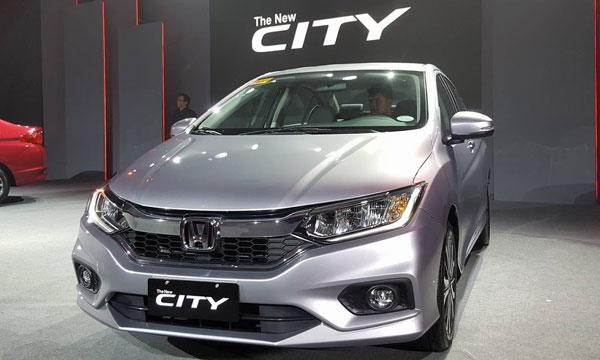 HondaCity2018