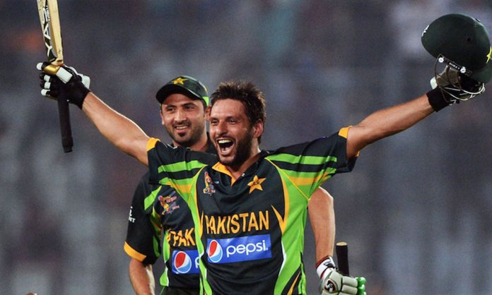 Shahid Afridi Sets Another World Record & You Won't