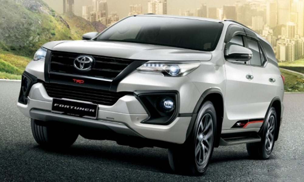 2018 Toyota Fortuner: News, Design, Engines, Price >> New Toyota Diesel Fortuner 2018 To Launch In Pakistan