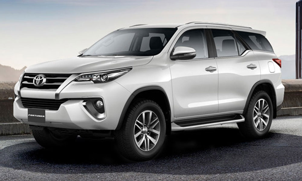 New Toyota Diesel Fortuner 2018 to Launch in Pakistan