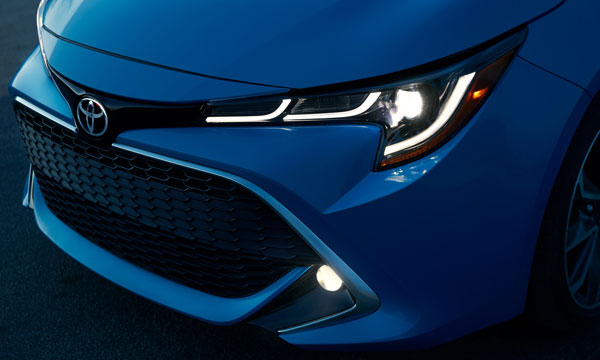 Toyota Corolla Hatchback 2019 Price In Pakistan Specifications